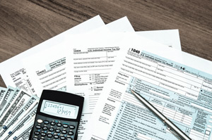 individual and business income tax preparation
